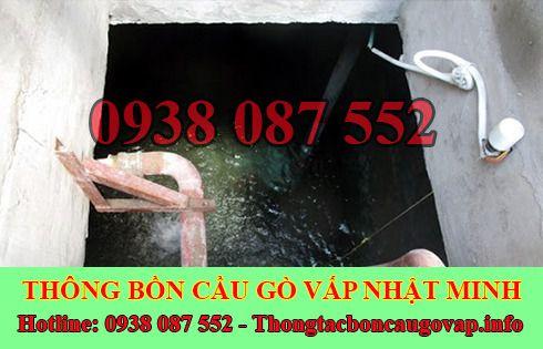 Bảng giá vệ sinh bể chứa nước ngầm Quận Gò Vấp 0938087552