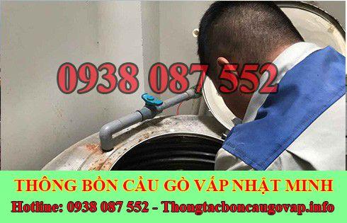 Bảng giá vệ sinh bồn nước tại Quận Gò Vấp giá rẻ 0938087552